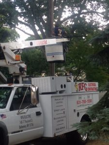 commercial electrical contractors long island